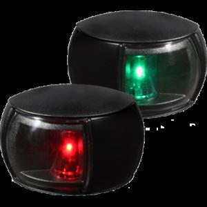 SWHL 980520901 300x300 - Nav Light LED, Pair, 2nm, Clear Lens, Bk