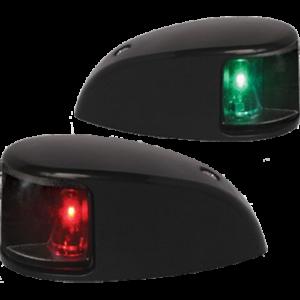 SWHL 980620901 300x300 - Nav Light LED, Pair, 2nm, Clear Lens, Bk