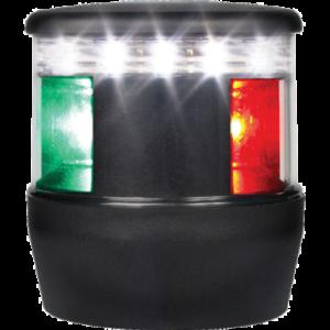 SWHL 980650001 300x300 - TriColor LED Nav Light, 2nm, Black
