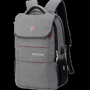 SWRUI RCIB64 1N0GM 300x300 - Backpack, City 64, 27 L, Gray