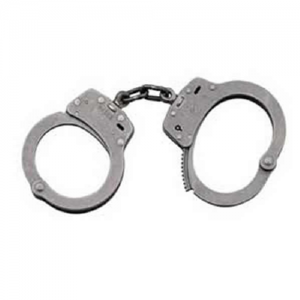 KR2350105 300x300 - Model 103 Chain-linked Stainless Steel Handcuffs