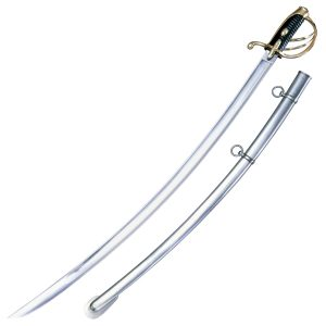 MOX004110 300x300 - Cold Steel 1830 Napoleon Saber Sword 33.25 in Blade