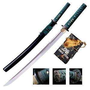 MOX006374 300x300 - Cold Steel Dragonfly Wakizashi Sword 22.0 in Blade