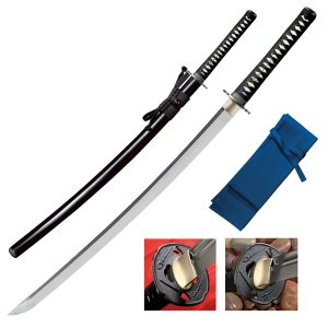 MOX006534 300x300 - Cold Steel Katana Warrior Sword 29.25 in Blade