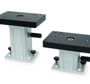 MOX032853 300x283 - Cannon 6 in. Aluminum Fixed Base Ped Mount