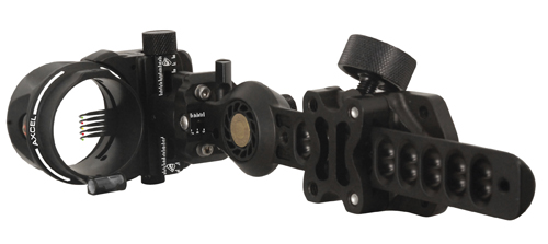 MOX04494 - Axcel Hunting Sight Amortech Pro Hd 5 Pin .019 Black