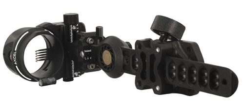 MOX04494 - Axcel Hunting Sight Amortech Pro Hd 5 Pin .019 Black