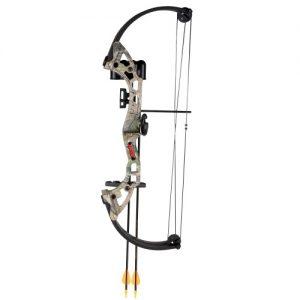 MOX1000441 300x300 - Bear Archery Brave Pink RH Bow Set AYS300PR