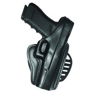 MOX1001462 300x300 - GandG Black Paddle Holster Left Hand B807-G19LH