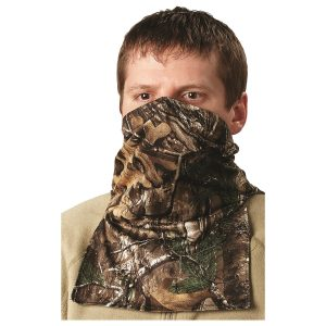 MOX1001870 300x300 - Hunters Specialties Gaiter Spandex Silver Realtree Xtra Grn