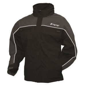 MOX1002623 300x300 - Frogg Toggs Pilot Illuminator Jacket Black/Charcoal Gray