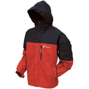 MOX1002719 300x300 - Frogg Toggs Youth Toad Rage Jacket Red-Black - Small
