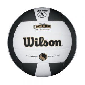 MOX1003150 300x300 - Wilson i-COR High Performance Volleyball White/Black