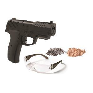 MOX1003455 300x300 - Crosman Iceman CO2 BB Pellet Pistol Kit