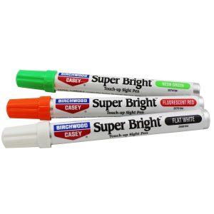 MOX1003502 300x300 - Birchwood Casey Super Bright Pen Kit Green Red White 0.33oz