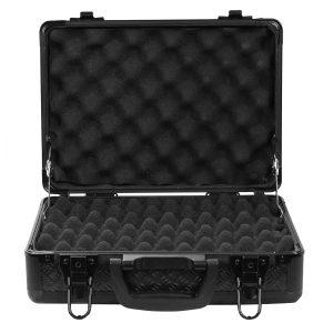 MOX1003541 300x300 - SportLock AlumaLock Double Handgun Case Black