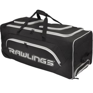 MOX1005874 300x300 - Rawlings Wheeled Catchers Bag - Black