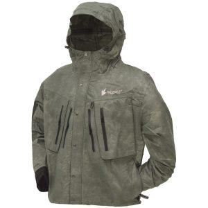 MOX1005989 300x300 - Frogg Toggs Tekk Toad Wading Jacket - XXLarge Stone