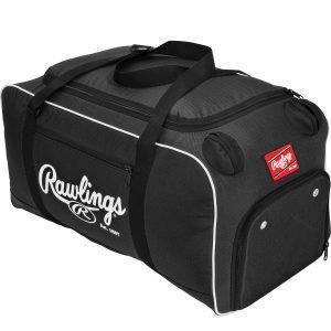 MOX1007658 300x300 - Rawlings Covert Baseball or Softball Bat Duffel Bag-Black