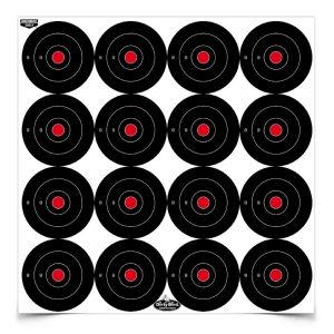 MOX1108630 300x300 - Birchwood Casey Dirty Bird 3in Round Target-100 Targets