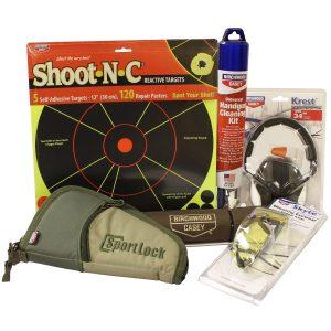 MOX1108655 300x300 - Birchwood Casey Pistol Beginners Kit