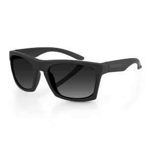 MOX1108942 300x300 - Bobster Capone Sunglasses w-Matte Black Frame and Smoked Len
