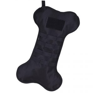 MOX1109013 300x300 - Osage River RuckUp Tactical Canine Stocking - Black