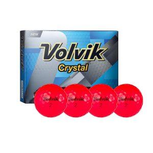 MOX1109979 300x300 - Volvik Crystal 3 Pc Golf Balls (Ruby Red)