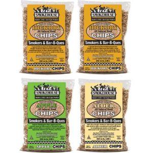 MOX1110007 300x300 - Smokehouse Wood Chips 4 Pack Assortment