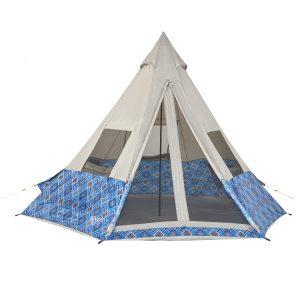 MOX1112013 300x300 - Wenzel Shenanigan 5 Person Tent - Blue