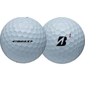 MOX1112082 300x300 - Bridgestone Tour B X Golf Balls-Dozen White