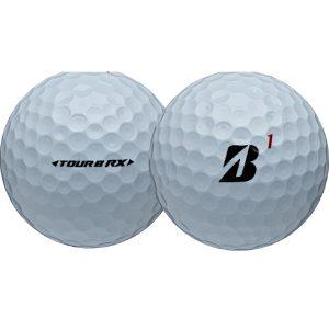 MOX1112084 300x300 - Bridgestone Tour B RX Golf Balls-Dozen White