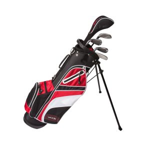 MOX1112552 300x300 - Tour X Size 2 5pc Jr Golf Set w Stand Bag LH
