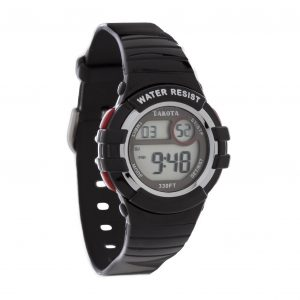 MOX1113428 300x300 - Dakota Digital Stingray Outdoor Kids Watch-Glossy Black