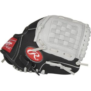 MOX1118098 300x300 - Rawlings 9.5 In Sure Catch Youth Infield Pitchers Glove RH