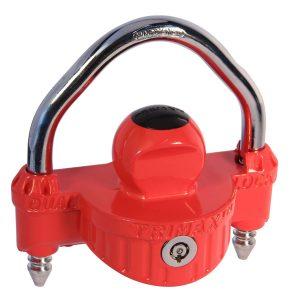 MOX1119922 300x300 - Trimax Die-Cast Narrow Body Coupler Lock 0.5 in Shackle
