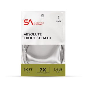 MOX1120036 300x300 - Scientific Anglers Absolute Trout Stealth