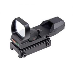 MOX113717 300x300 - TruGlo Red-Dot Scope Open Dual Color Black