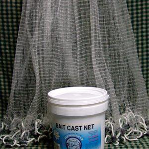 MOX123470 300x300 - Lee Fisher Mono Cast Net 4 Feet 3/8 Inch CBT-S4