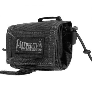 MOX2001290 300x300 - Maxpedition Rollypoly MM Folding Dump Pouch Black