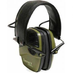 MOX2001376 300x300 - Howard Leight Impact Sport Electronic Ear Muffs-Hunter Green