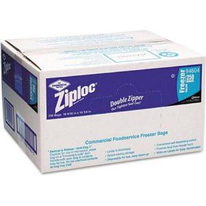 MOX2160086 300x300 - Ziploc Double Zipper Freezer Bags-Gallon 250  Ct