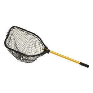MOX237064 300x300 - Frabill Power Stow Net 20x24 Hoop 36in Sliding Handle