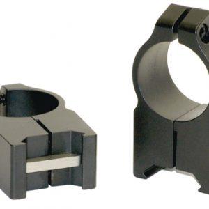 MOX3000241 300x300 - Warne 1 Inch Permanent Attach Rings High Matte