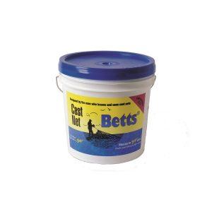 MOX3110577 300x300 - Betts Mullet Cast Net 10ft 1in Mesh Bucket