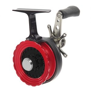 MOX3167071 300x300 - Frabill Straight Line 261 Ice Fishing Reel in Clamshell Pack