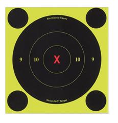 MOX345506 - Birchwood Casey Shoot-N-C 6 inch Round Target 60 Sheet Pack