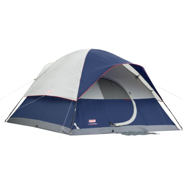 MOX4003865 600x600 - Coleman Tent 12X10 Elite Sundome 6 Person with LED Lighting
