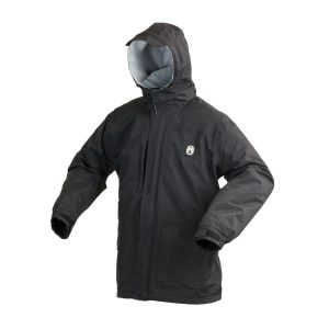 MOX4003983 300x300 - Coleman Apparel Fleece Lined Black Jacket Medium
