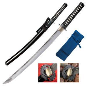 MOX4007236 300x300 - Cold Steel Wakizashi Warrior Sword 21.00 in Blade